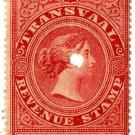 (I.B) Transvaal Revenue : Duty 6d