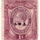 (I.B) South-West Africa Revenue : Duty 1/-
