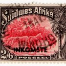 (I.B) South-West Africa Revenue : Duty 2/6d