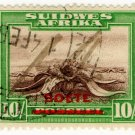 (I.B) South-West Africa Revenue : Penalty 10/-