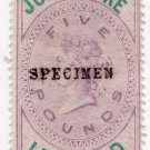 (I.B) QV Revenue : Judicature Ireland £5