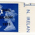 "(I.B) Ireland Political : ""Free Ulster"" Overprint (1971)"