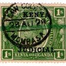 (I.B) KUT Revenue : Kenya Judicial 1/-
