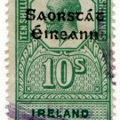 (I.B) George V Revenue : Ireland Registration of Deeds 10/- OP