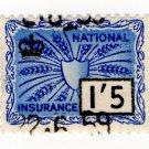 (I.B) Elizabeth II Revenue : National Insurance 1/5d