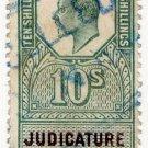 (I.B) Edward VII Revenue : Judicature Fees 10/-