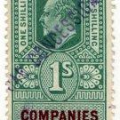 (I.B) Edward VII Revenue : Companies Winding Up 1/-