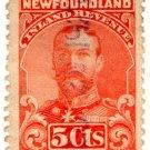(I.B) Canada Revenue : Newfoundland Inland Revenue 5c