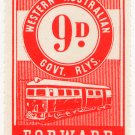 (I.B) Australia - Western Australia Railways : Parcel 9d