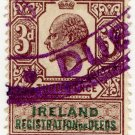 (I.B) Edward VII Revenue : Ireland Registration of Deeds 3d