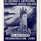 (I.B) Cinderella Collection : Southwark Cathedral Restoration Fund
