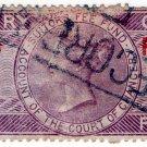 (I.B) QV Revenue : Ireland Chancery Fee Fund 6d