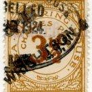 (I.B) George V Revenue : Tea Clearing House 3½d