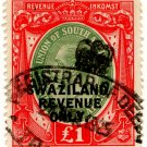 (I.B) Swaziland Revenue : Duty £1