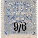 (I.B) QV Revenue : Mayor's Court 9/6d