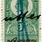 (I.B) Edward VII Revenue : Bankruptcy 5/-