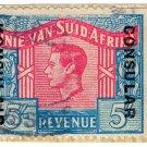 (I.B) South Africa Revenue : Consular 5/- (language error)