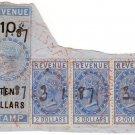(I.B) Straits Settlements Revenue : Duty $16