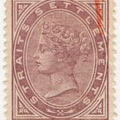 (I.B) Straits Settlements Revenue : Duty 5c