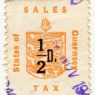 (I.B) Guernsey Revenue : Sales Tax ½d