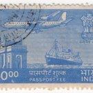 (I.B) India Revenue : Passport Fee 50R