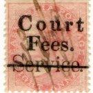 (I.B) India Revenue : Court Fees 8a