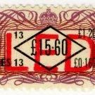(I.B) Elizabeth II Revenue : National Insurance £15.60