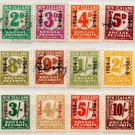 (I.B) New Zealand Revenue : Social Security Collection (1954-55)