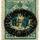 (I.B) Australia - Queensland Revenue : Stamp Duty 1/- (postal)