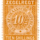 (I.B) Transvaal Revenue : Duty 10/-