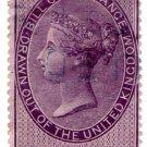 (I.B) QV Revenue : Foreign Bill 1/- (1857)