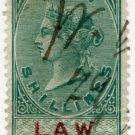 (I.B) QV Revenue : Law Courts (Scotland) 10/-