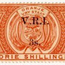 (I.B) Orange Free State Revenue : Duty 3/- (VRI)