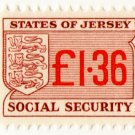 (I.B) Jersey Revenue : Social Security £1.36