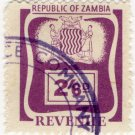 (I.B) Zambia Revenue : Duty 2/6d