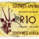(I.B) South-West Africa Revenue : Duty R10