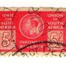 (I.B) South Africa Revenue : Duty 5/-