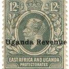 (I.B) KUT Revenue : Uganda Duty 12c