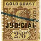 (I.B) Gold Coast Revenue : Judical 2/6d