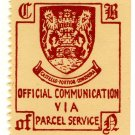 (I.B) Cinderella Collection : Northamptonshire County Parcel Service