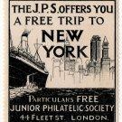 (I.B) Cinderella Collection : Junior Philatelic Society
