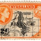(I.B) Nyasaland Revenue : Duty 2d