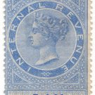 (I.B) Mauritius Revenue : Internal Revenue 6d (crown CA)