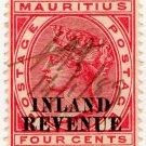 (I.B) Mauritius Revenue : Inland Revenue 4c