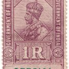 (I.B) India Revenue : Special Adhesive 1R