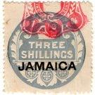 (I.B) Jamaica Revenue : Duty Stamp 3/-