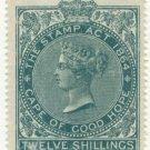 (I.B) Cape of Good Hope Revenue : Stamp Duty 12/-