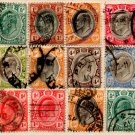 (I.B) Transvaal Postal : KEVII Definitives Collection