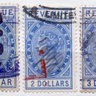 (I.B) Straits Settlements Revenue : Duty Stamp Collection (dollars)