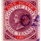 (I.B) India Revenue : Share Transfer 1R
